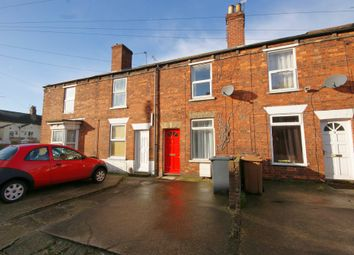 Thumbnail 2 bed terraced house for sale in Nelson Street, Lincoln