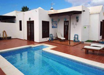 Thumbnail 3 bed villa for sale in Playa Blanca, 35580, Spain