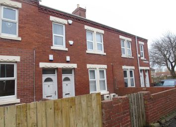 Thumbnail 2 bed flat for sale in Queen Street, Ashington