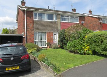 Thumbnail 3 bed semi-detached house for sale in Heol Y Twyn, Pontlliw, Swansea