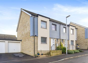 Thumbnail 4 bed semi-detached house for sale in Churchill Rise, Axminster, Devon