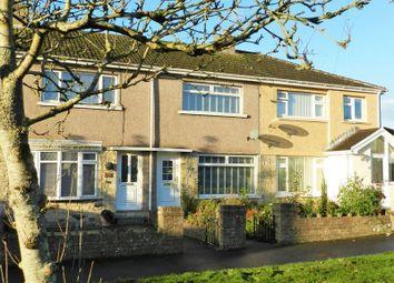 Thumbnail 2 bedroom terraced house for sale in Glenwood Close, Bridgend