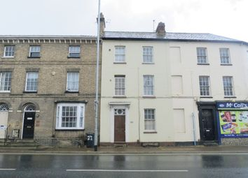 Thumbnail 4 bed terraced house for sale in St. Albans, Fordham Road, Newmarket