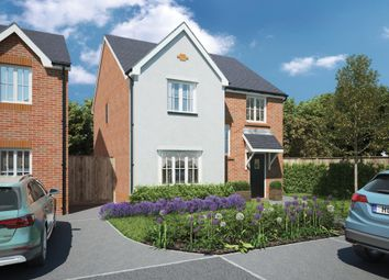 Thumbnail 4 bed detached house for sale in Plot 5, Belvoir, Brook Meadow, Loggerheads