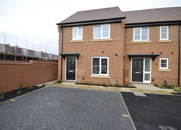 Thumbnail 3 bed end terrace house for sale in Hampton Lane, Littleover, Derby