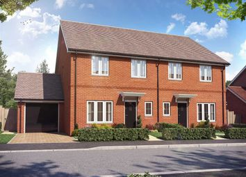 Thumbnail 4 bed semi-detached house for sale in Weston Road, Aston Clinton, Aylesbury