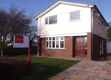Thumbnail 4 bedroom detached house to rent in Cedar Walk, Elswick, Preston