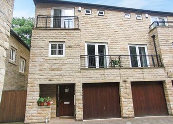 Thumbnail 3 bed town house for sale in Wildspur Mills, New Mill, Holmfirth