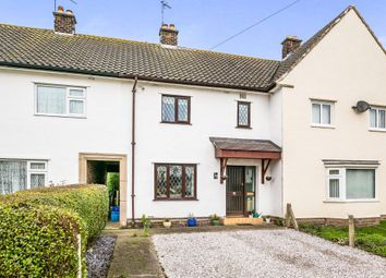 Thumbnail 2 bed terraced house for sale in Lansdown Road, Broughton, Chester