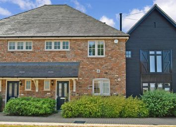 3 bed terraced house for sale in Franklin Kidd Lane, Ditton, Aylesford, Kent ME20