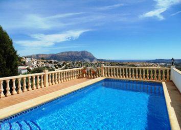 Thumbnail 3 bed villa for sale in Pedreguer, Alicante, Costa Blanca. Spain