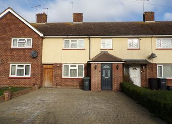 Thumbnail 3 bed terraced house for sale in Rembrandt Drive, Northfleet, Gravesend