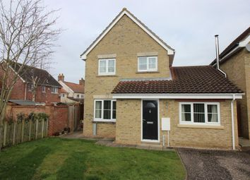 Thumbnail 4 bed detached house for sale in Brushmakers Way, Roydon, Diss