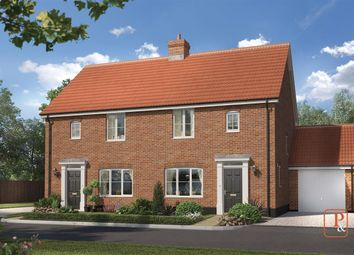 3 bed property for sale in Iris @ Willowbrook, Off The Street, Bramford IP8