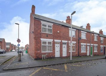 Thumbnail 2 bed terraced house for sale in Durnford Street, Nottingham