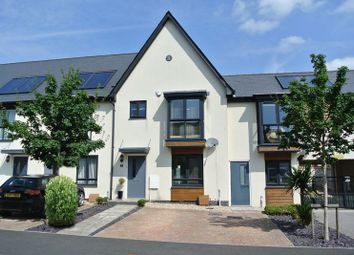 Thumbnail 3 bed terraced house for sale in Brymon Way, Derriford, Plymouth
