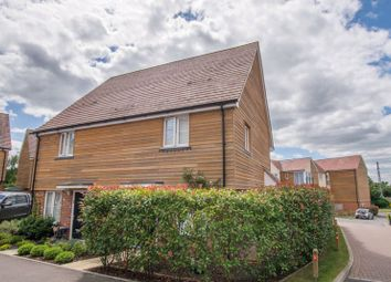 Thumbnail 3 bed semi-detached house for sale in Mead Lane, Buxted, Uckfield