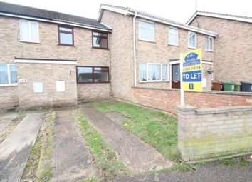 Thumbnail 3 bed terraced house to rent in Arkwright Road, Irchester