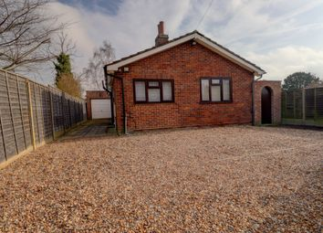 Thumbnail 3 bed bungalow for sale in Cauldwell Hall Road, Ipswich