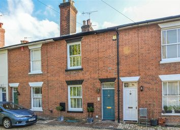 Thumbnail 3 bed terraced house for sale in Alexandra Terrace, Winchester, Hampshire