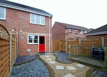 Thumbnail 2 bed end terrace house to rent in Walsingham Drive, Taverham, Norwich