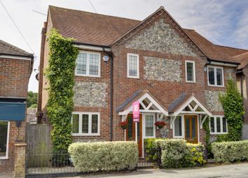 Thumbnail 3 bed semi-detached house for sale in Main Road, Naphill, High Wycombe