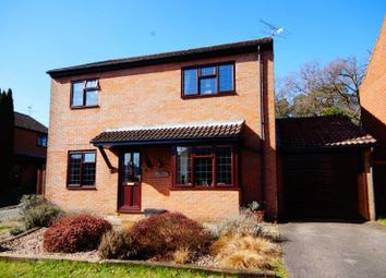 Thumbnail 4 bed detached house for sale in Ashbury Road, Bordon