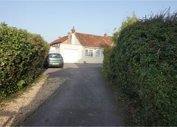 Thumbnail 4 bed detached bungalow for sale in Brinsea Road, Congresbury