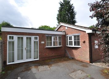 Thumbnail 3 bed detached bungalow to rent in Bell Holloway, Northfield, Birmingham
