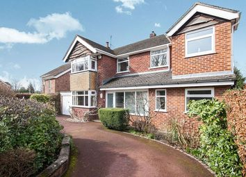 Thumbnail 4 bed detached house for sale in Dale Road, Marple, Stockport