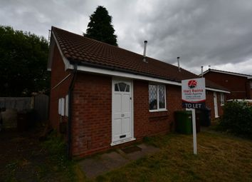 Thumbnail 1 bed bungalow to rent in Snowdon Way, Oxley, Wolverhampton