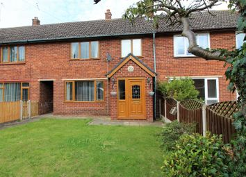 Thumbnail 3 bed terraced house for sale in Dymock Place, Penley, Wrexham