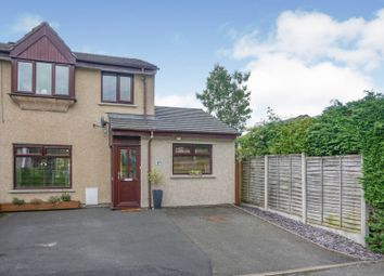 Thumbnail 3 bed semi-detached house for sale in Hayclose Crescent, Kendal
