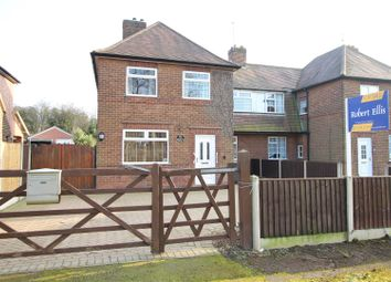 Thumbnail 3 bed property for sale in Derbyshire Avenue, Trowell, Nottingham