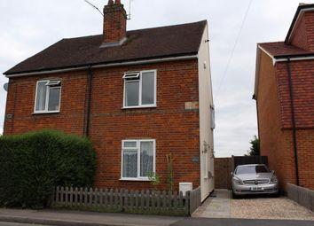 Thumbnail 2 bed semi-detached house for sale in St Georges Road, Farnham