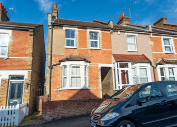 Thumbnail 3 bed end terrace house for sale in Sussex Road, Sidcup
