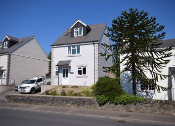 Thumbnail 4 bed detached house for sale in Tower House, Pyle Road, Bridgend