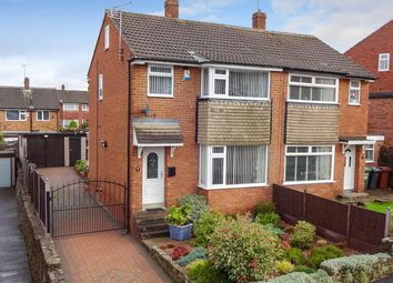 Thumbnail 3 bed semi-detached house for sale in Kirkwood Grove, Cookridge, Leeds