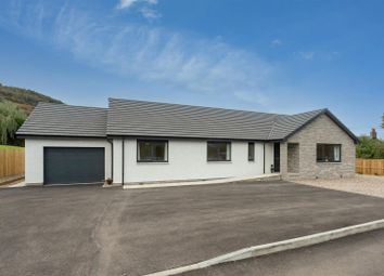 Thumbnail 4 bed detached bungalow for sale in Roselea, Perth Road, Abernethy