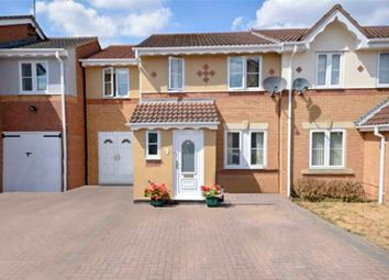 Thumbnail 4 bed end terrace house for sale in Ripon Close, Northampton