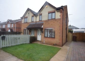 Thumbnail 2 bed semi-detached house for sale in Wordsworth Approach, Pontefract