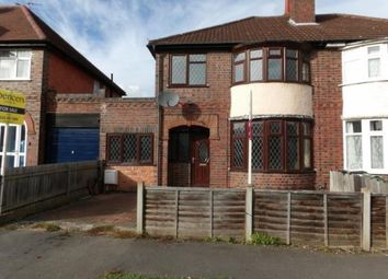 Thumbnail 3 bed semi-detached house for sale in Spinney Rise, Birstall, Leicester, Leicestershire
