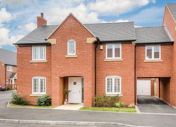 Thumbnail 4 bed semi-detached house for sale in Roundhouse Drive, Cawston, Rugby