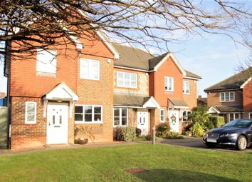 Thumbnail 2 bed terraced house to rent in Marsh Place, Reading Road, Pangbourne, Reading