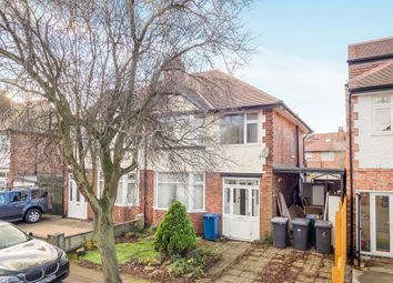 Thumbnail 3 bedroom semi-detached house for sale in Chatsworth Road, West Bridgford, Nottingham
