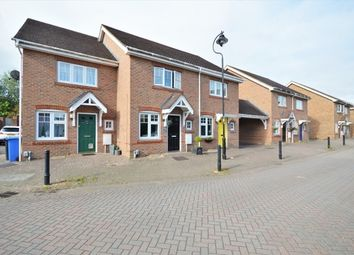 Thumbnail 2 bed terraced house for sale in Wintney Street, Fleet, Hampshire