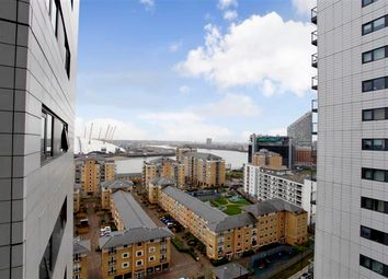 Thumbnail 1 bed flat for sale in Neutron Tower, 6 Blackwall Way, London