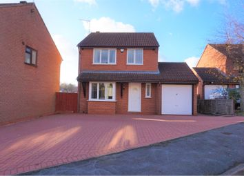 Thumbnail 3 bed detached house for sale in Folkton Gardens, Mapperley