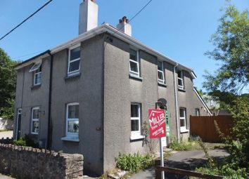 Thumbnail 3 bed semi-detached house for sale in North Road, Okehampton