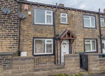 Thumbnail 2 bed terraced house for sale in Chapel Street, Eccleshill, Bradford